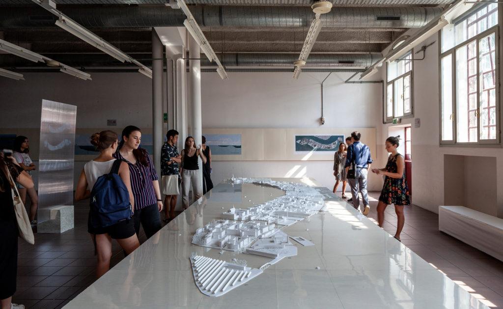 Foto de WAVE 2019 WORKSHOP ARCHITETTURA VENEZIA IUAV - UnaMunizViegas