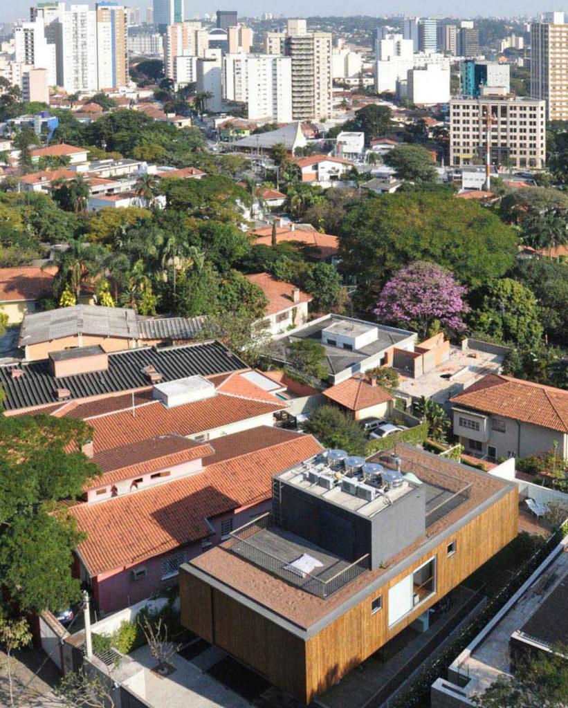 Foto de CASA EM PINHEIROS, 2005 - UnaMunizViegas
