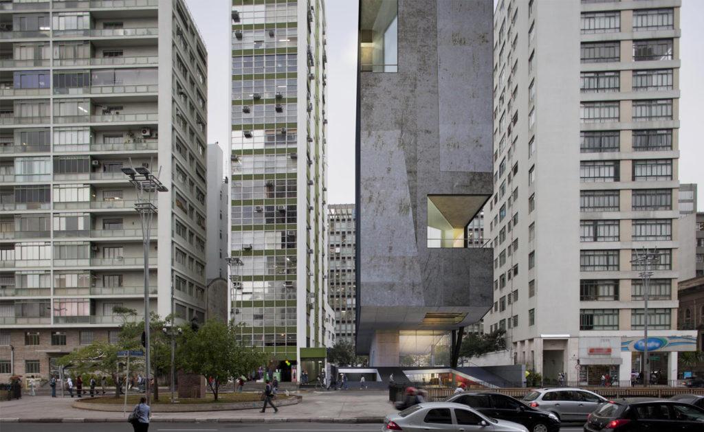 Foto de SEDE DO INSTITUTO MOREIRA SALLES PAULISTA, 2011 - UnaMunizViegas