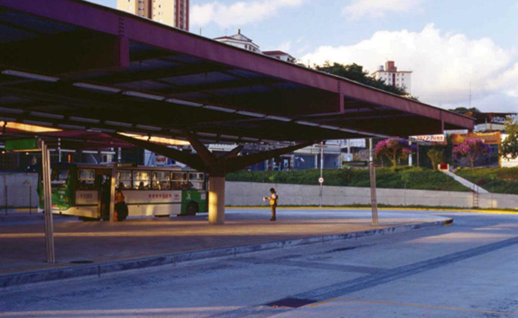 Foto de TERMINAL PIRITUBA, 2002 - UnaMunizViegas