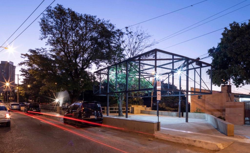 Foto de ACESSO E MIRANTE TACUARI, ASUNCIÓN, 2019 - UnaMunizViegas
