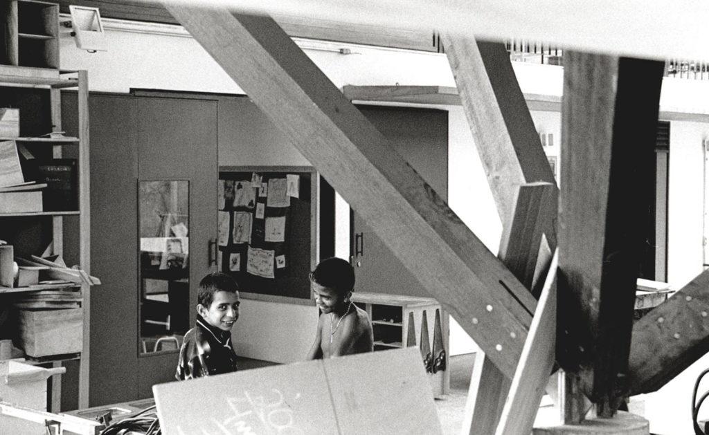 Foto de ESCOLA ATELIÊ ACAIA, 2002 - UnaMunizViegas