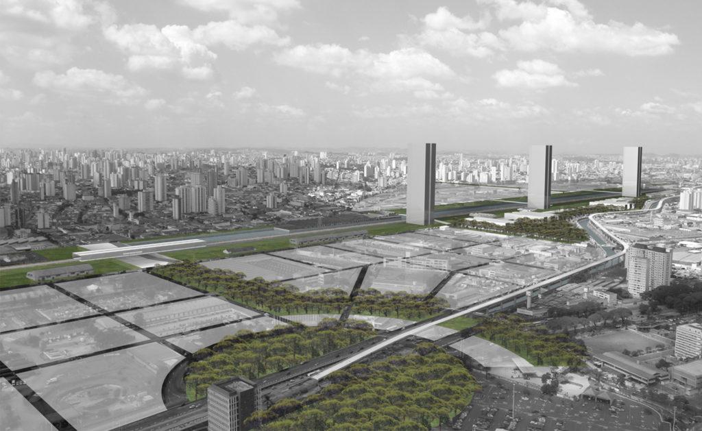 Foto de REURBANIZAÇÃO MOOCA IPIRANGA, 2006 - UnaMunizViegas