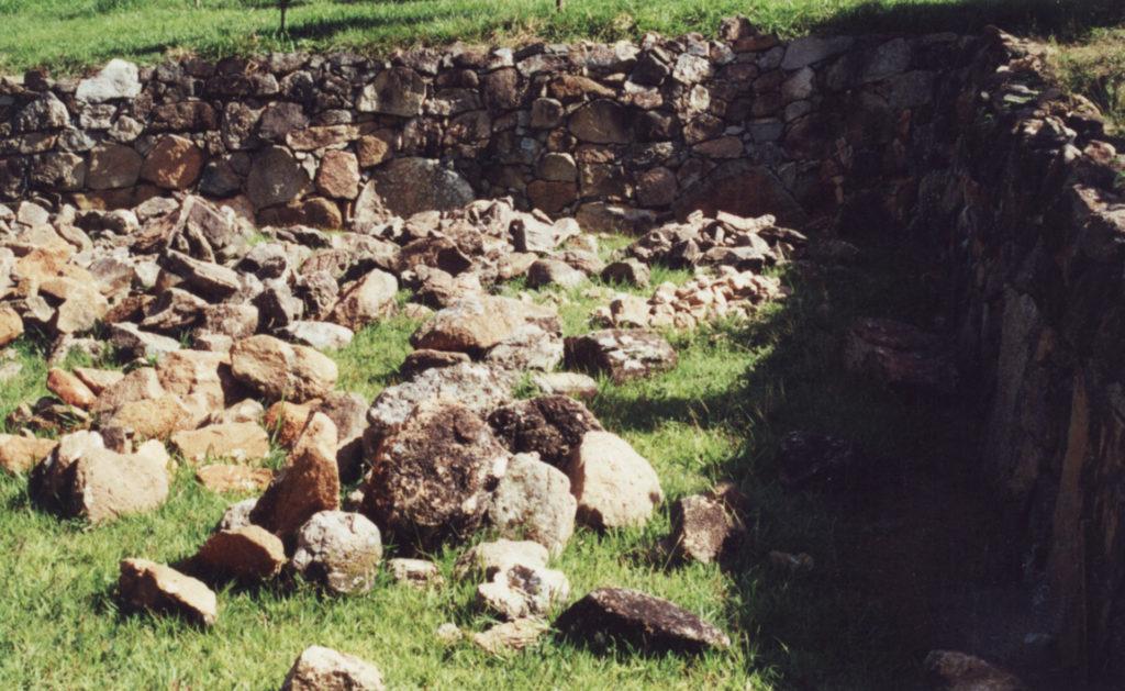 Foto de PAVILHÃO CARAMBÓ, 2001 - UnaMunizViegas