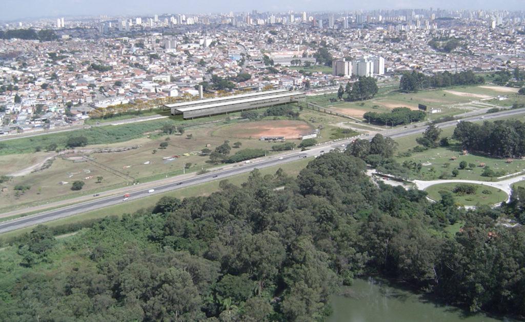 Foto de ESTAÇÕES DE TREM PARA LINHA F DA CPTM, 2007 - UnaMunizViegas
