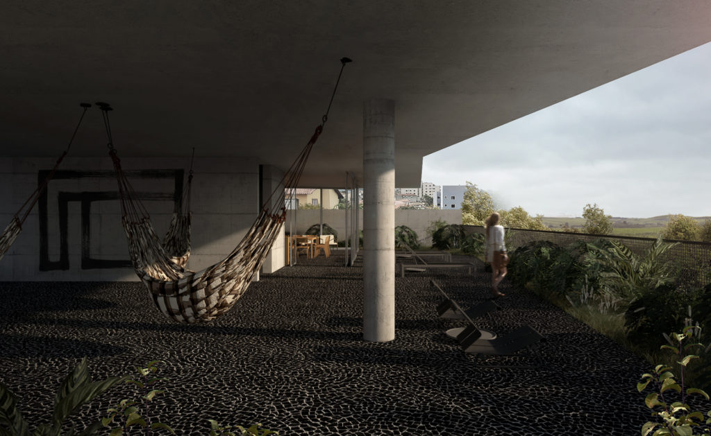 Foto de EDIFÍCIO SJDR, 2021 - UnaMunizViegas